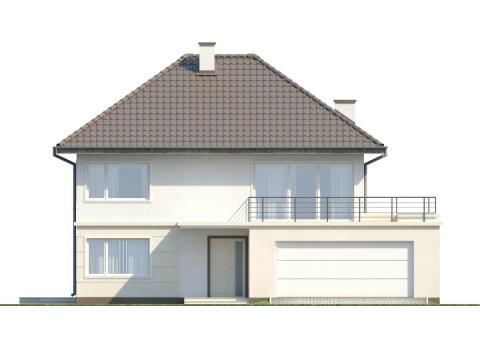 Фасад проекта Zx10