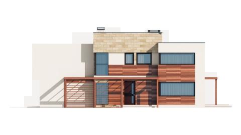 Фасад проекта Zx114