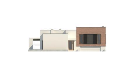 Фасад проекта Zx132