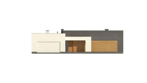 Фасад проекта Zx133
