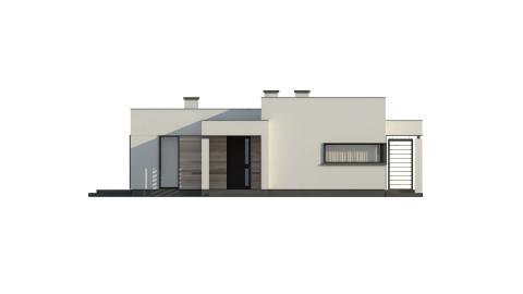 Фасад проекта Zx138