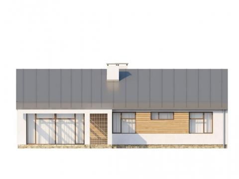 Фасад проекта Zx17