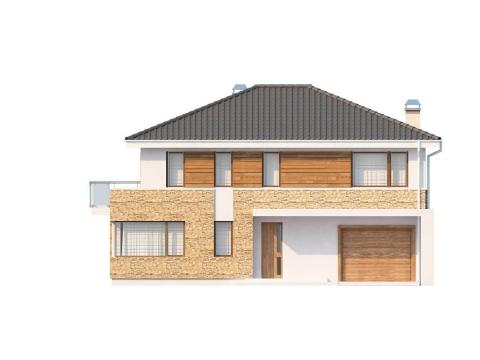 Фасад проекта Zx29