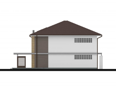 Фасад проекта Zx2