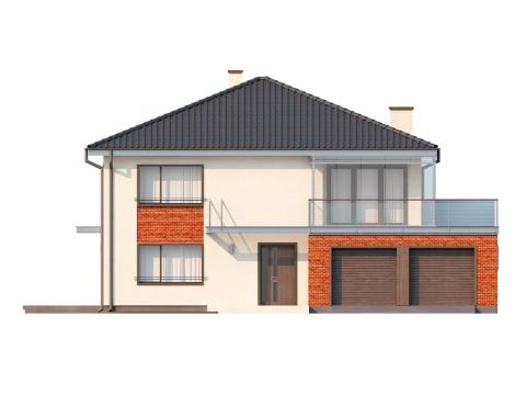 Фасад проекта Zx30