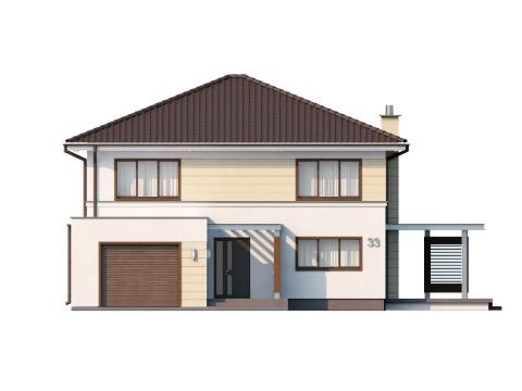 Фасад проекта Zx33