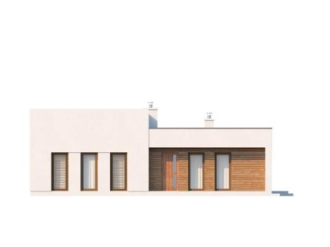 Фасад проекта Zx35