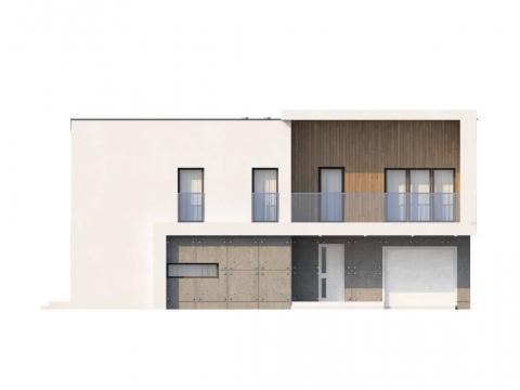Фасад проекта Zx39