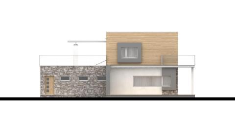 Фасад проекта Zx3