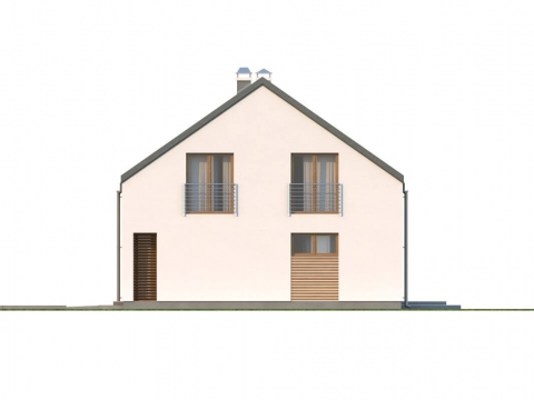 Фасад проекта Zx43