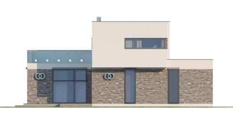 Фасад проекта Zx46