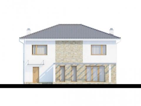 Фасад проекта Zx4