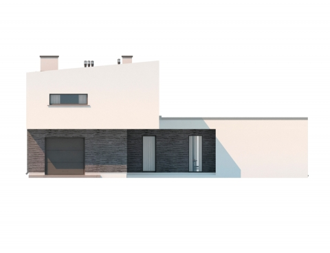 Фасад проекта Zx70