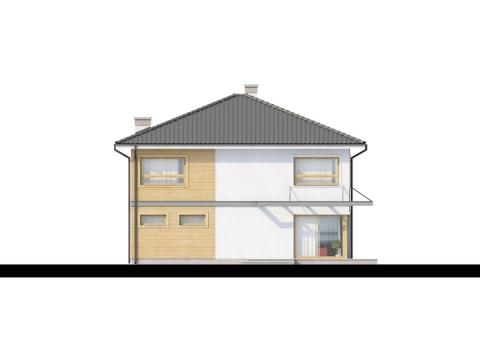 Фасад проекта Zx7
