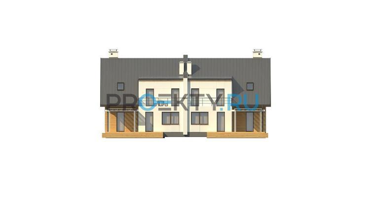Фасады проекта Zb11