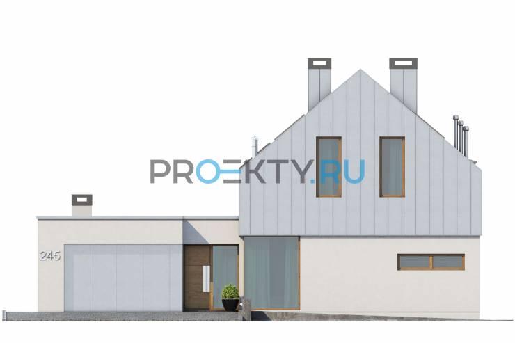 Фасады проекта Торн