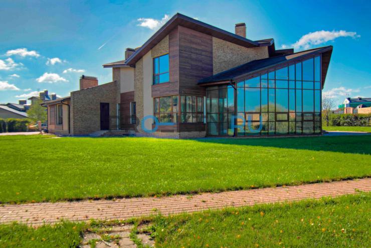 Фасады проекта Ренуар