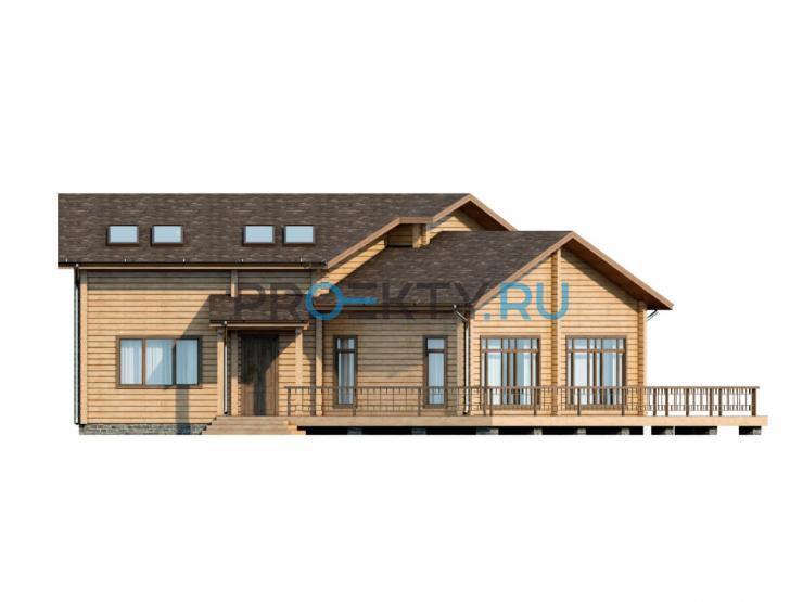 Фасады проекта Угол