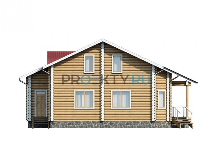 Фасады проекта Сказка