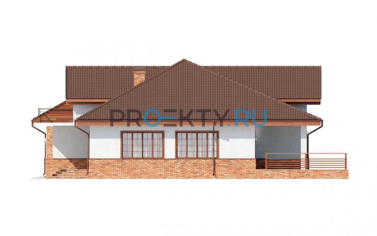 Фасады проекта Марини