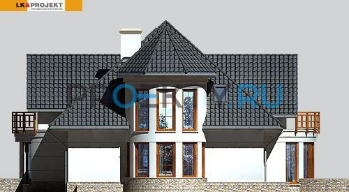Фасады проекта LK&702