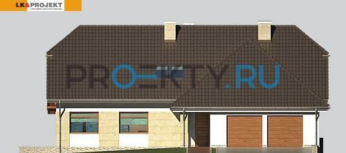 Фасады проекта LK&743