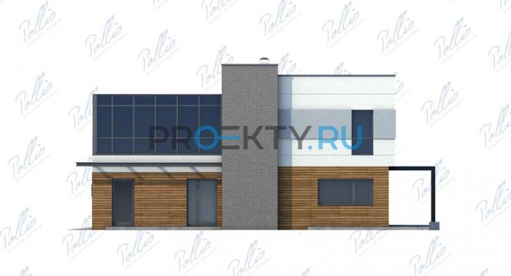 Фасады проекта X5
