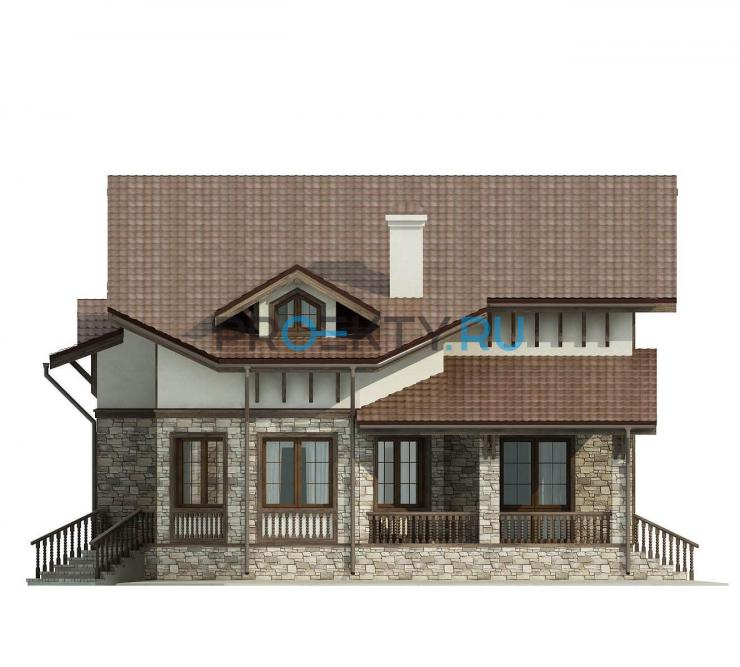 Фасады проекта Ido-336