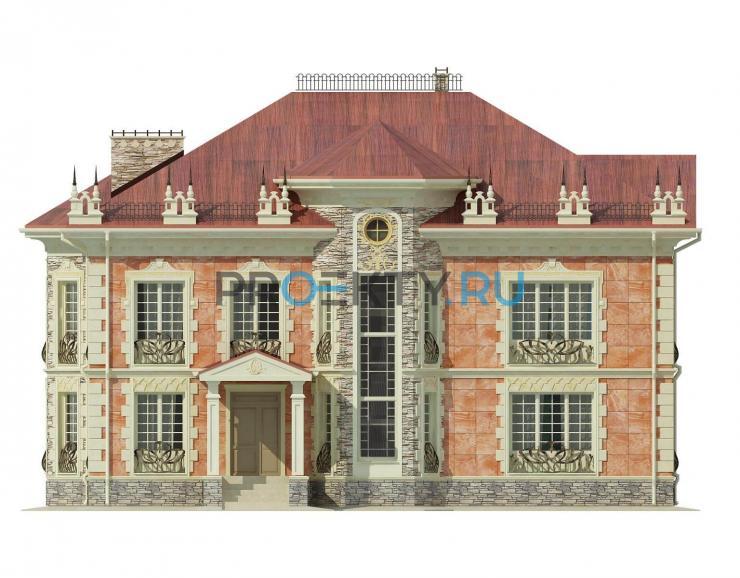 Фасады проекта Ido-368