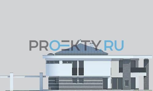 Фасады проекта LK&855