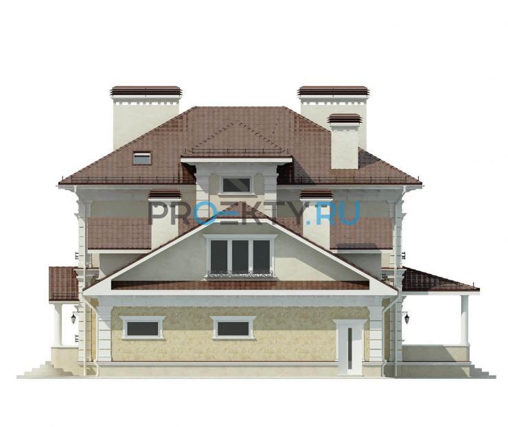 Фасады проекта Ido-504