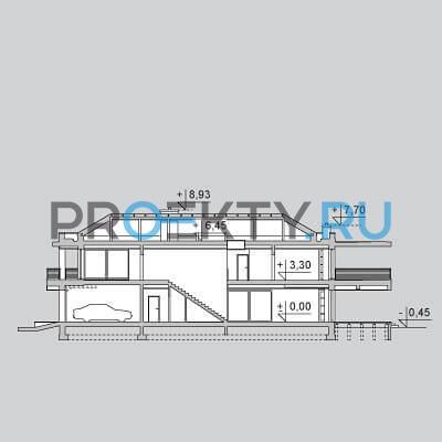 Фасады проекта LK&1051