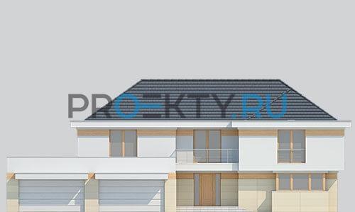 Фасады проекта LK&1041