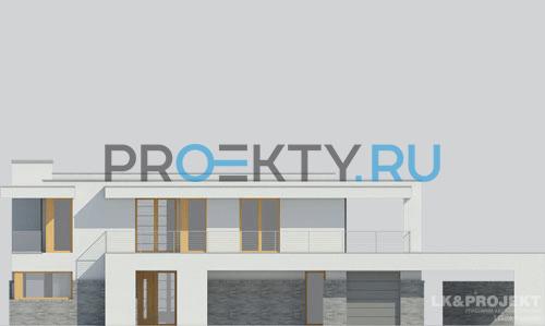 Фасады проекта LK&1084