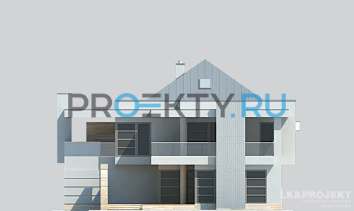 Фасады проекта LK&875