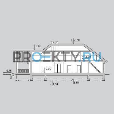 Фасады проекта LK&989