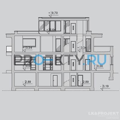 Фасады проекта LK&1075