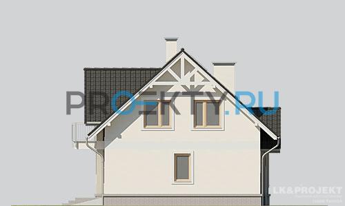 Фасады проекта LK&1098
