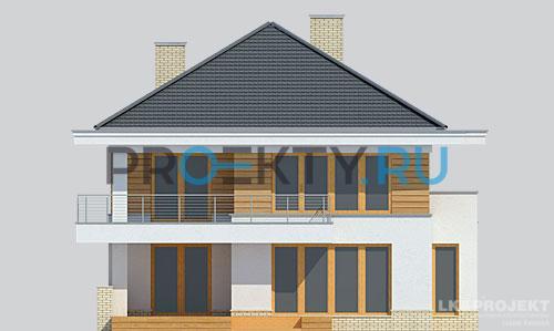 Фасады проекта LK&896