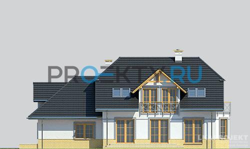 Фасады проекта LK&1107
