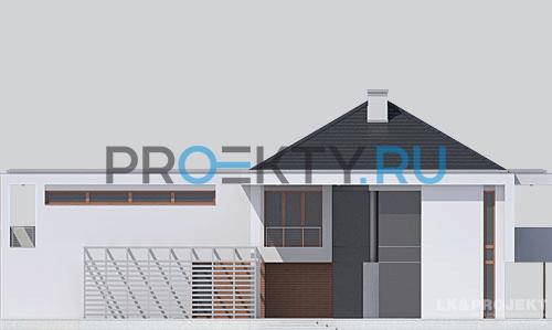 Фасады проекта LK&1121