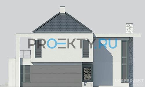 Фасады проекта LK&1131