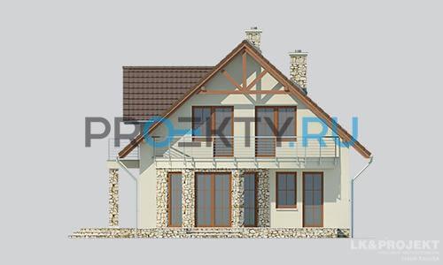Фасады проекта LK&731