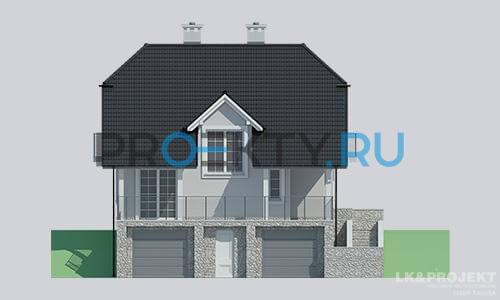 Фасады проекта LK&554
