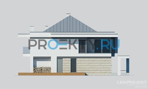 Фасады проекта LK&1255