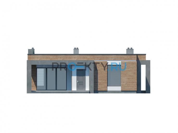 Фасады проекта Нуара
