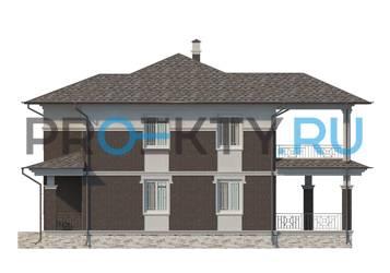 Фасады проекта 83-00