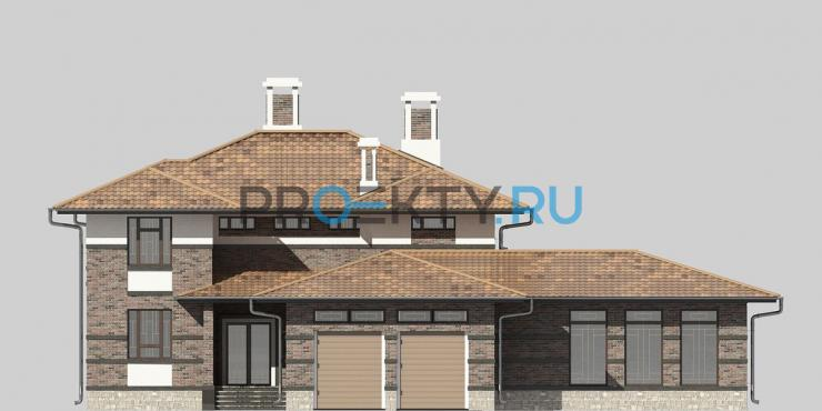 Фасады проекта 83-13