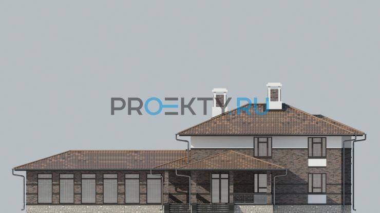 Фасады проекта 83-18