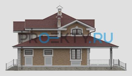 Фасады проекта 83-51
